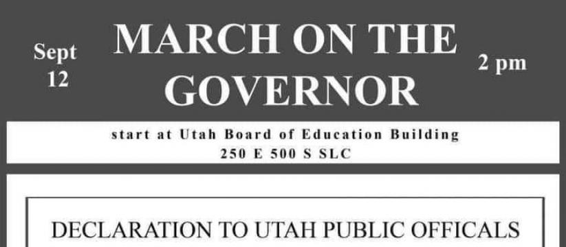 Termination of the state of emergency by the people of Utah
